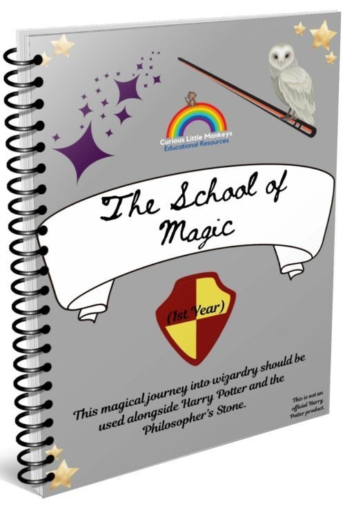 harry potter homeschool activities